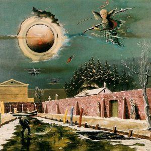Die Schönheit des Alleinseins, 1948, Ölgemälde, Landesmuseum für Kunst und Kulturgeschichte Oldenburg